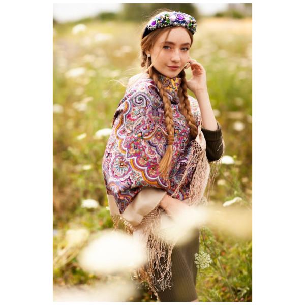 Shawl Wealthy Bride