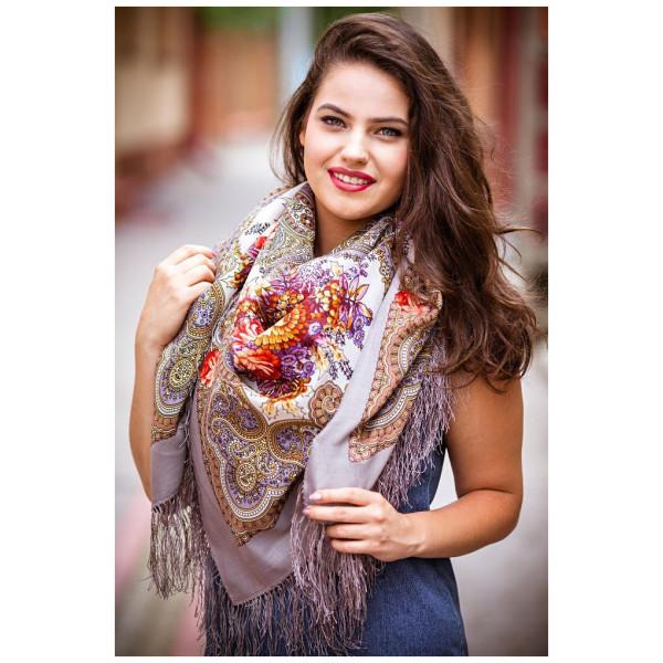 Shawl Autumn Lace