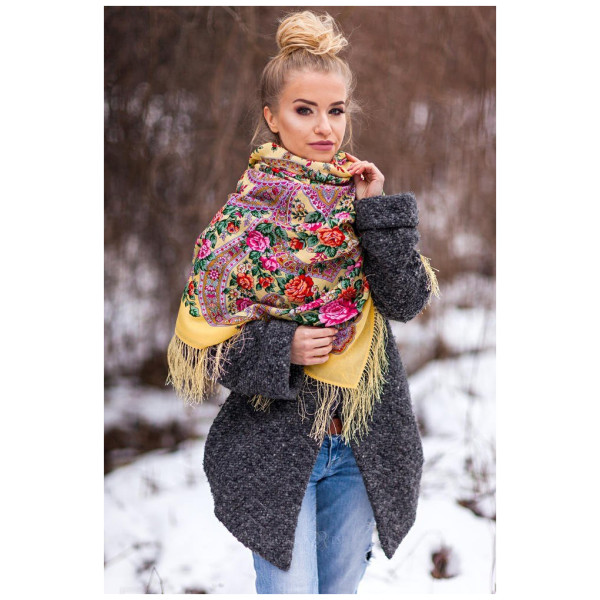 Shawl In the world of love