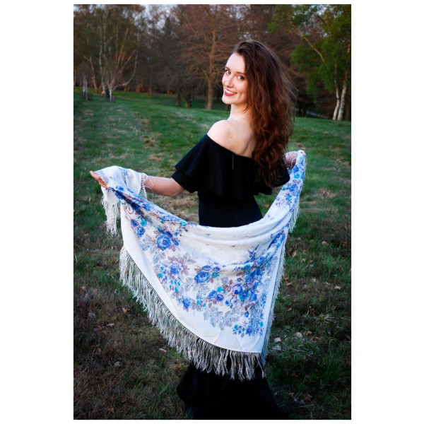 Shawl First Rendezvous