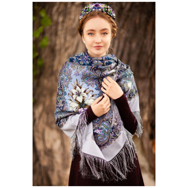 Shawl Fairy Tales of Summer's Night